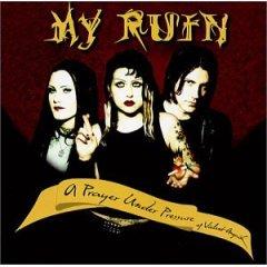 <i>A Prayer Under Pressure of Violent Anguish</i> 2000 studio album by My Ruin