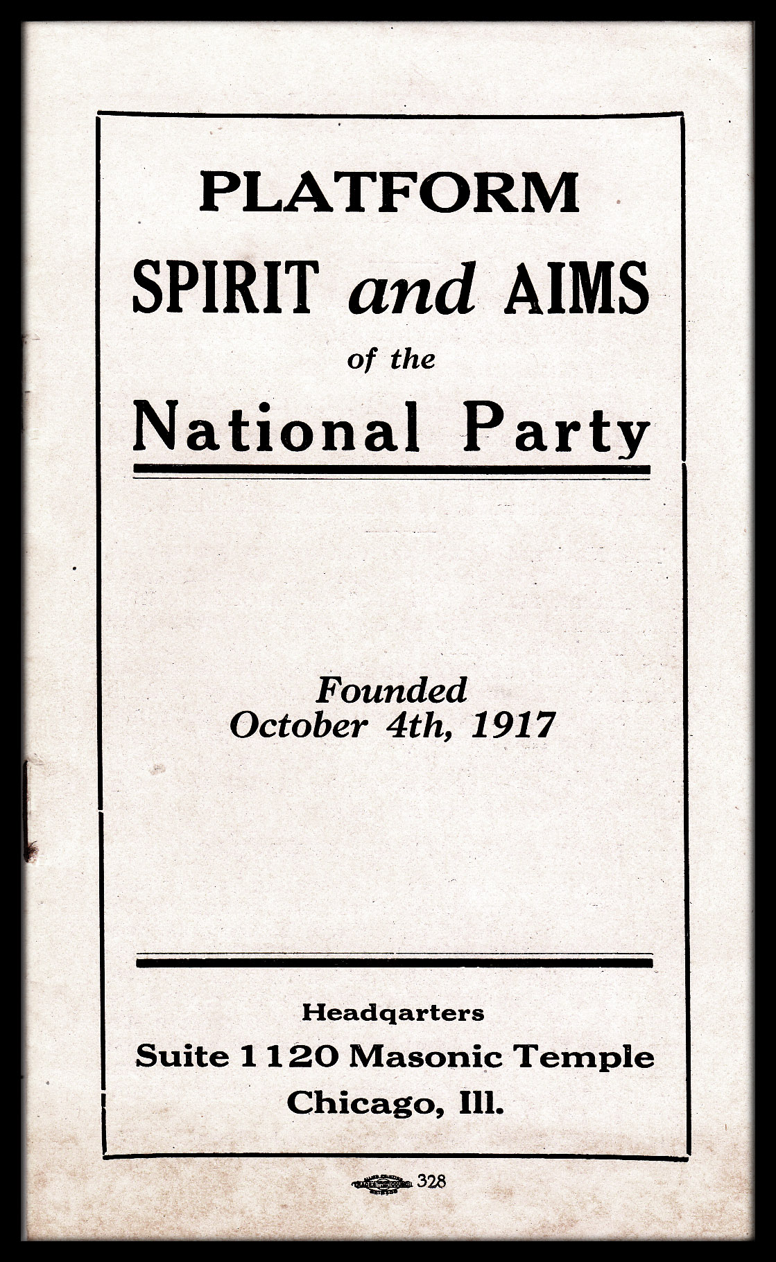 FileNational Party Platform 1917