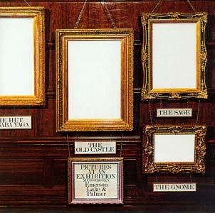 <i>Pictures at an Exhibition</i> (Emerson, Lake & Palmer album) 1971 live album by Emerson, Lake & Palmer