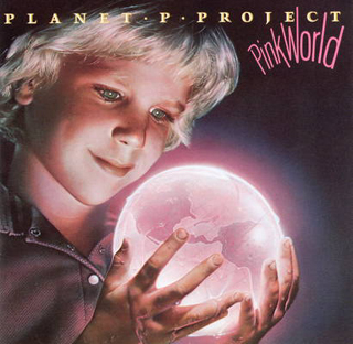 <i>Pink World</i> 1984 studio album by Planet P Project