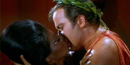 Captain Kirk/Lt. Uhura