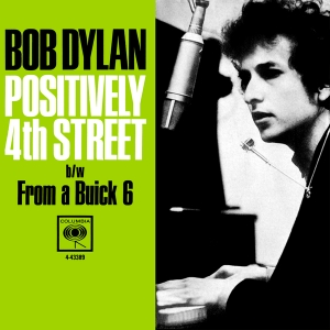 Positively 4th Street original song written and composed by Bob Dylan