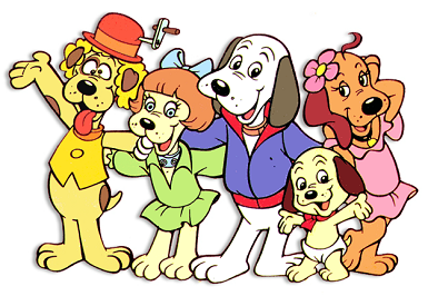 List of Pound Puppies characters - Wikipedia