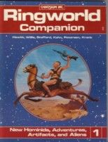 Ringworld Companion cover