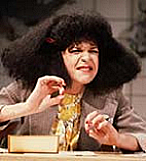 Roseanne Roseannadanna Recurring characters created and portrayed by Gilda Radner on Saturday Night Live