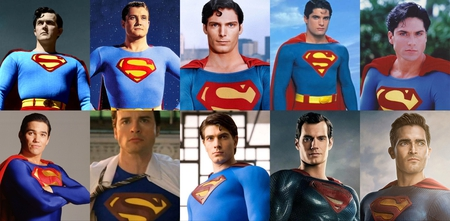 Image result for superman in film