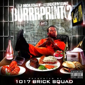 <i>Burrrprint 2</i> album by Gucci Mane