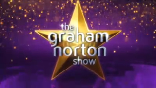 <i>The Graham Norton Show</i> British comedy chat show, broadcast on BBC One