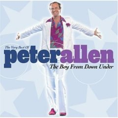 <i>The Very Best of Peter Allen: The Boy from Down Under</i> 1992 greatest hits album by Peter Allen