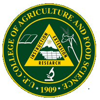 University of the Philippines Los Baños College of Agriculture and Food Science