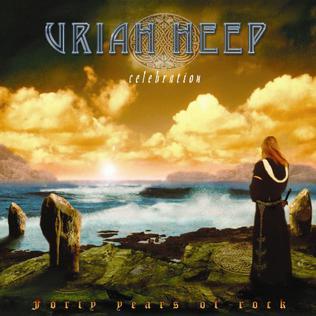 <i>Celebration</i> (Uriah Heep album) Uriah Heep album