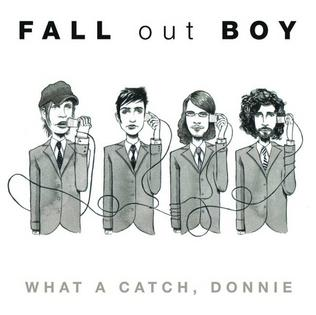 What a Catch, Donnie 2009 single by Fall Out Boy