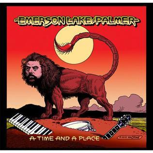 <i>A Time and a Place</i> 2010 box set by Emerson, Lake & Palmer