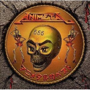 <i>Best of Animetal</i> 1998 greatest hits album by Animetal