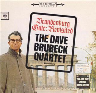 <i>Brandenburg Gate: Revisited</i> 1963 live album by The Dave Brubeck Quartet