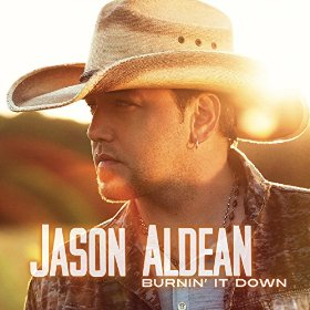 Jason Aldean — Burnin' It Down (studio acapella)