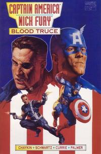 <i>Captain America and Nick Fury: Blood Truce</i>