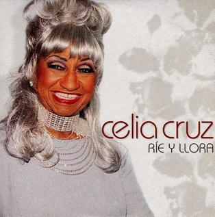 Ríe y Llora song by Celia Cruz