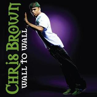 Couvrir l'image de la chanson Wall to Wall par Chris Brown