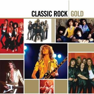<i>Classic Rock Gold</i> 2005 greatest hits album by Various