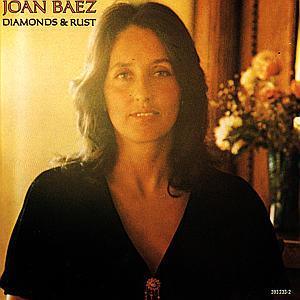 <i>Diamonds & Rust</i> 1975 studio album by Joan Baez