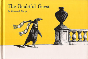 <i>The Doubtful Guest</i> book by Edward Gorey