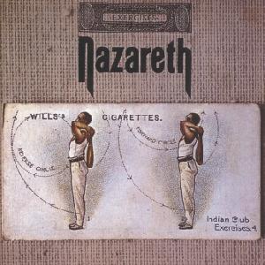 <i>Exercises</i> (album) 1972 studio album by Nazareth