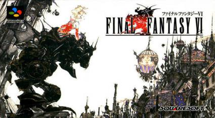 Picture of a game: Final Fantasy VI
