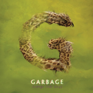 2016 studio album by Garbage
