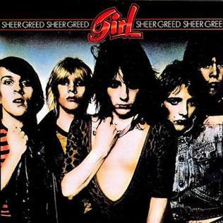 <i>Sheer Greed</i> 1980 studio album by Girl
