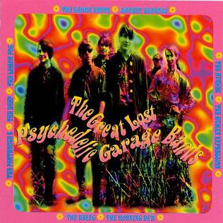 Green Crystal Ties Volume 9 The Great Lost Psychedelic