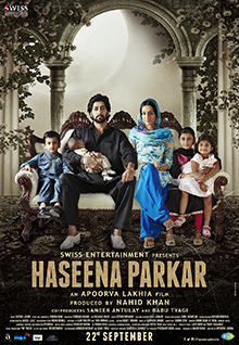 Picture of a movie: Haseena