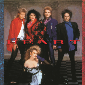 <i>Heart</i> (Heart album) 1985 studio album by Heart