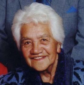 Heni Materoa Sunderland Maori community leader