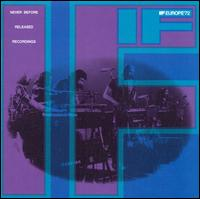 <i>Europe 72 (Live)</i> 1997 live album by If