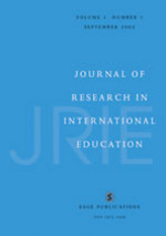 Journal of Research in International Education - Wikipedia