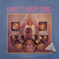 <i>Kikkis 15 bästa låtar</i> 1984 compilation album by Kikki Danielsson