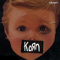 Clown (Korn song) 1996 single by Korn