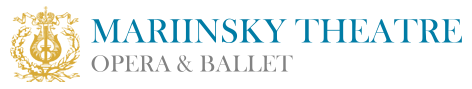 Logo of The Mariinsky Theatre, Saint Petersburg, Russia
