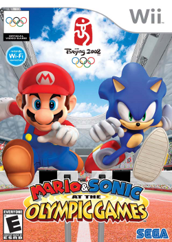 Picture of a game: Mario & Sonic At The Olympic Games
