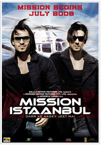 Mission Istaanbul (2008) DM - Vivek Oberoi, Shriya Saran and Zayed Khan