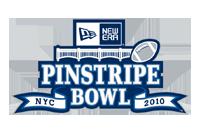 2010 Pinstripe Bowl annual NCAA football game