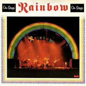 <i>On Stage</i> (Rainbow album) 1977 live album by Rainbow