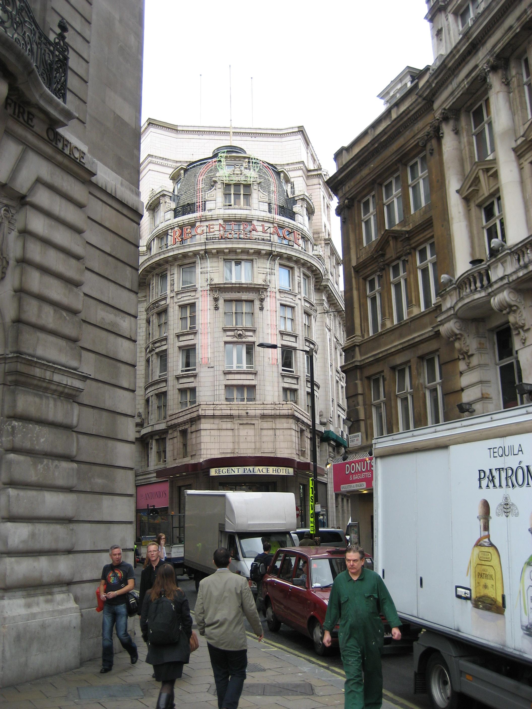 Palace Hotel London