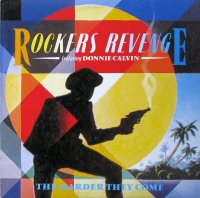 Rockers Revenge The Harder They Come single cover.jpg