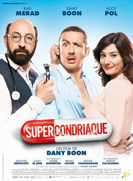 supercondriaque le film