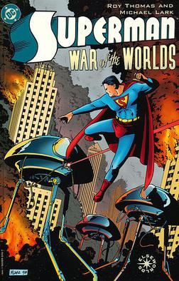 superman war of the worlds wikipedia
