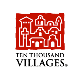 Current logo of Ten Thousand Villages.