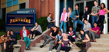 Picture of a TV show: Degrassi: Next Class