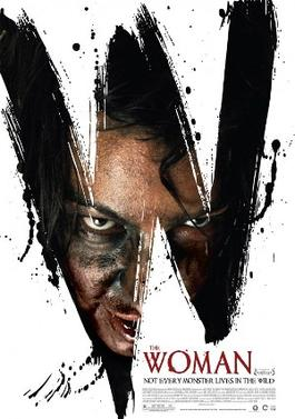 The woman film poster